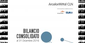 ArcelorMittal CLN | Bilancio consolidato | 2016