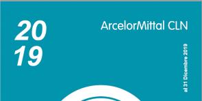 ArcelorMittal CLN | Bilancio Consolidato | 2019