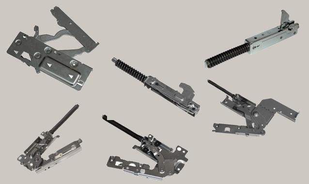 C.M.I. | cerniere meccaniche per elettrodomestici