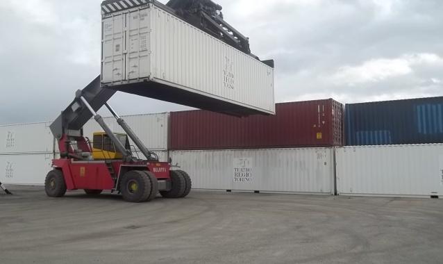 Tamagnone, trasporto e stoccaggio coils