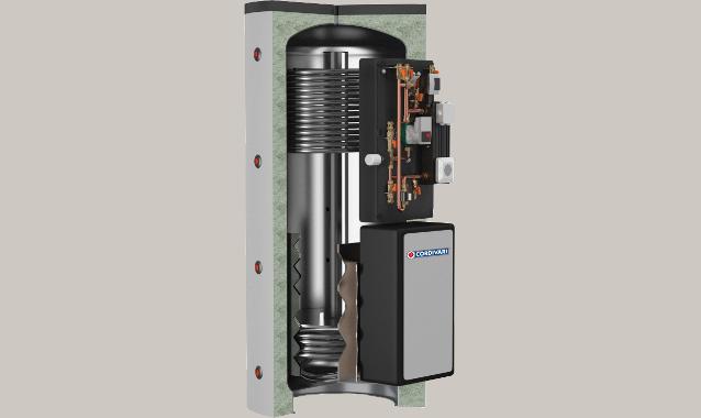 Cordivari | Puffermas® 2 CTS® Power heating water buffer tank