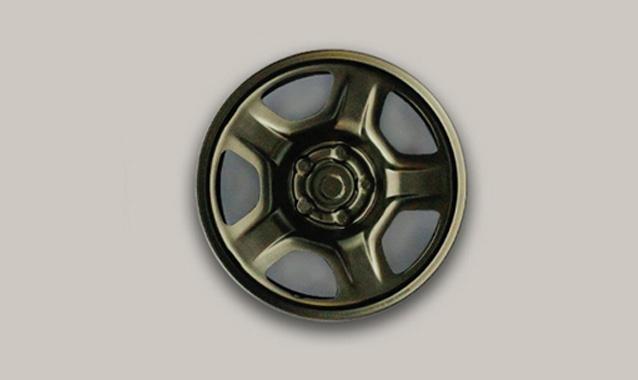 "FCA | SFF FCA wheel - Serial 16"" Semi-Full Face Steel Wheel Jeep Renegade Sport"